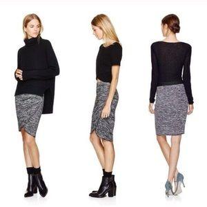 Aritzia Jersey Knit skirt